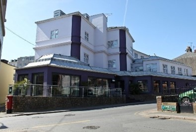 The Inn Hotel, Queens Road, St Helier